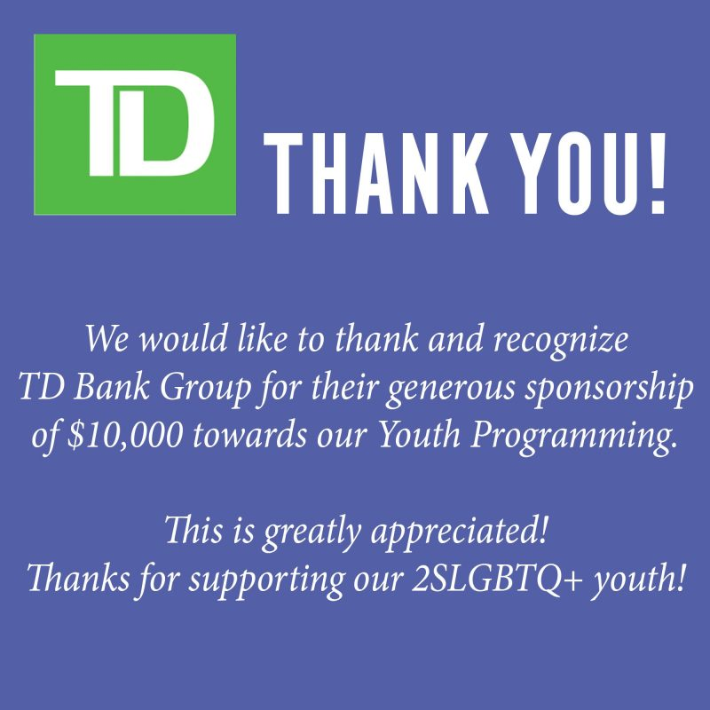 TD Thank You