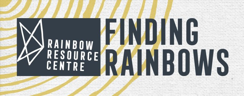 Finding Rainbows Banner